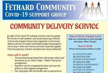Fethard Community Covid 19 Support