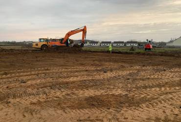 Construction Update – May 2021